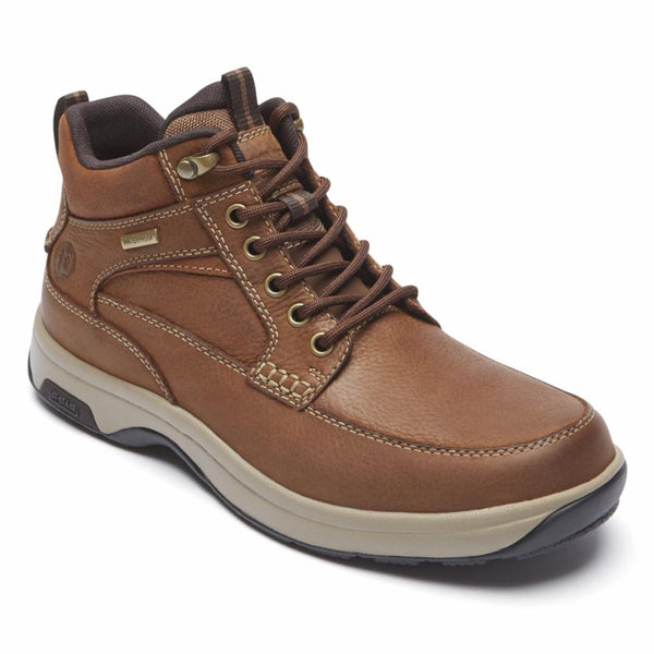 Dunham Men's Ch3011 8000 Brown D Men's Boots Dunham