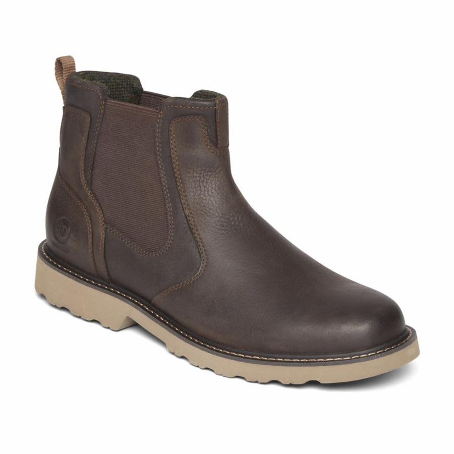 Dunham Men's Ch6619 Jake Brown 4E Men's Boots Dunham