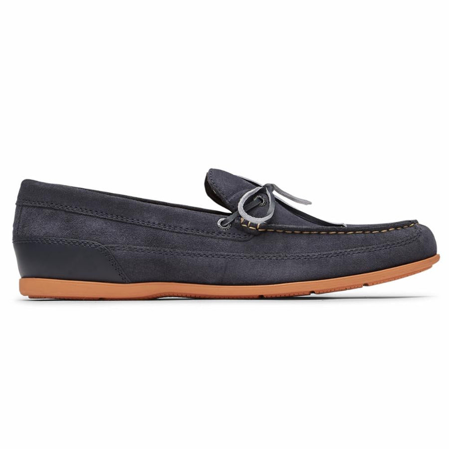 Rockport  Men's Ch8952 Malcom Blue M