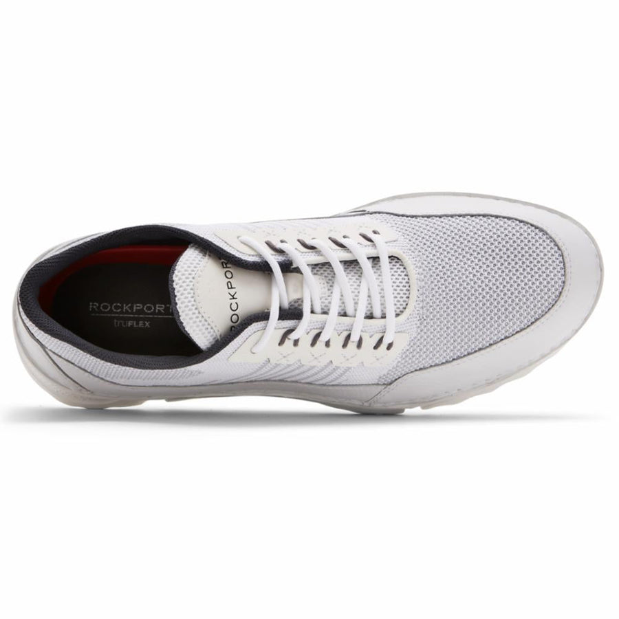 Rockport Men's Ci3194 Rocsports White W Men's Sneakers Rockport Men