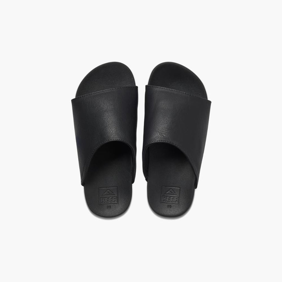 Reef  Women's Ci3730 Kids Cushion Slide Black M
