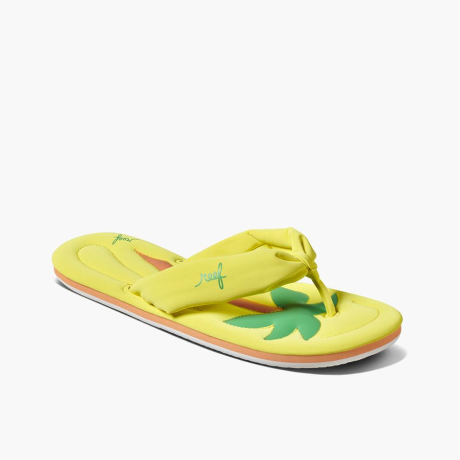 Reef  Women's Ci3875 Reef Pool Float Yellow M