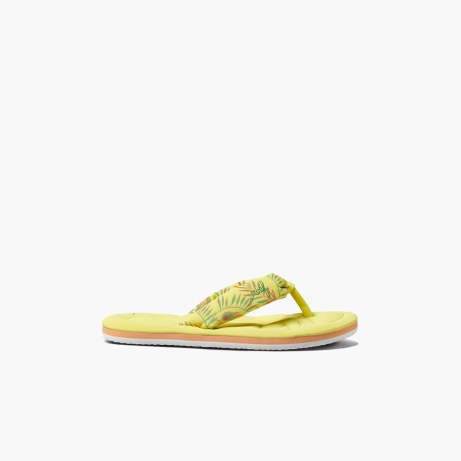 Reef Women's Ci4763 Kids Pool Float Yellow M Kids Sandals Reef Kids 2/3