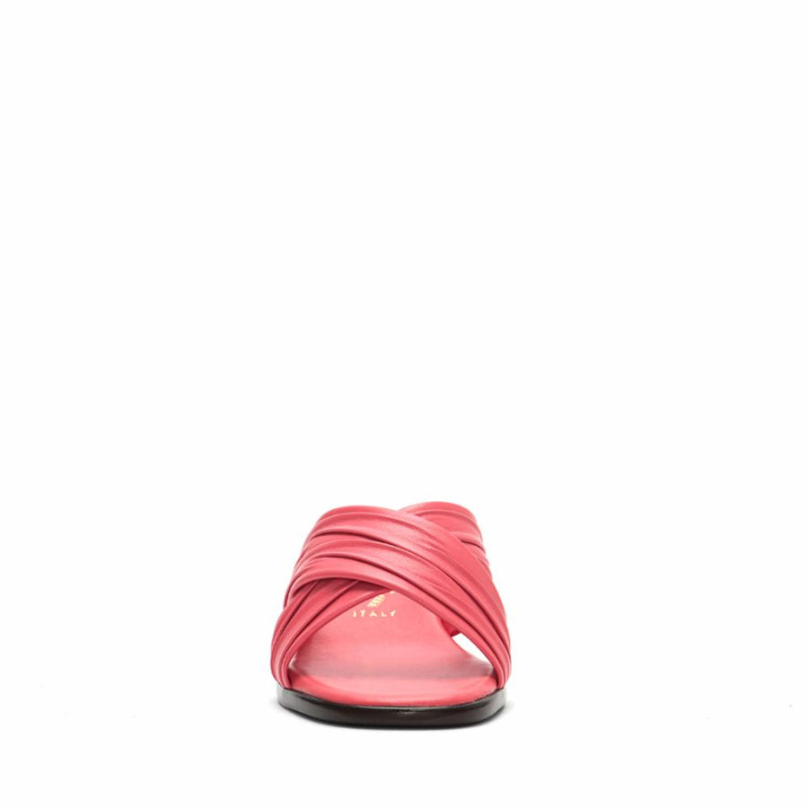 Italian Shoemakers Women's D168 Pink M Heels Italian Shoemakers