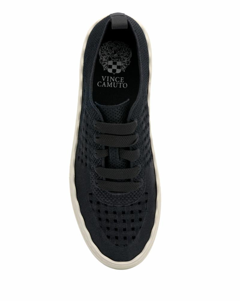 Vince Camuto Women's Jamminna Black M Sneakers Vince Camuto