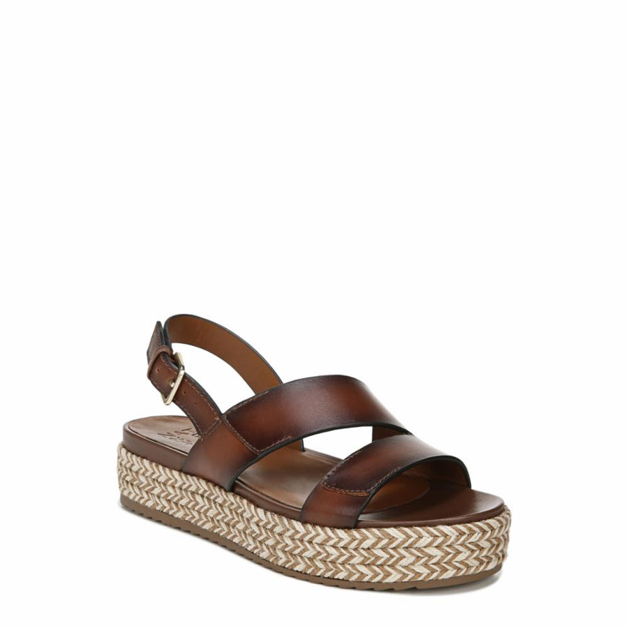 Naturalizer Women's Jasmin Brown W Sandals Naturalizer