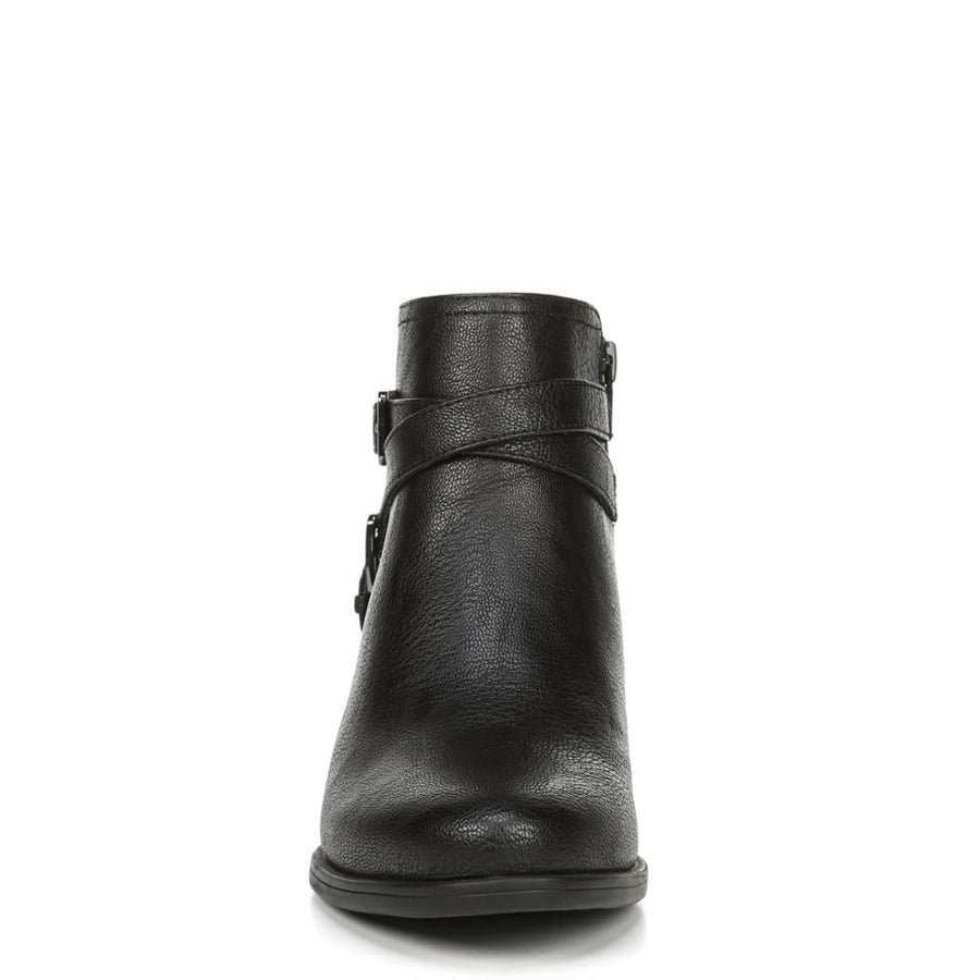Naturalizer Women's Kallista Black M Boots Naturalizer