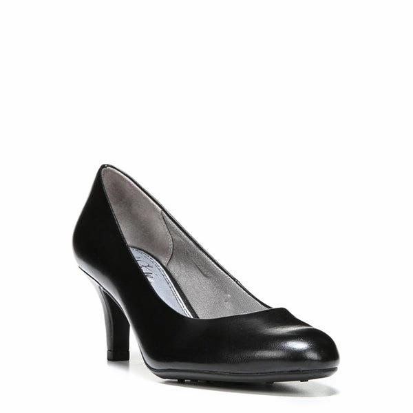 Lifestride Women's Parigi Soft System Black/Kiddy M Heels Lifestride