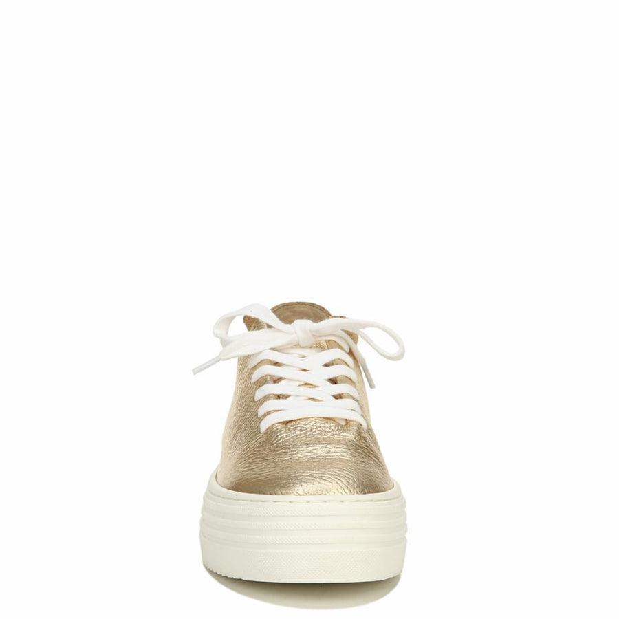 Sam Edelman Women's Pippy Gold M Sneakers Sam Edelman