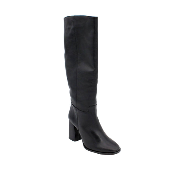 Angel Alarcon Women's 20553 Lungo in Black Boots ANGEL ALARCON 36