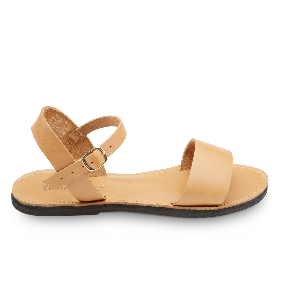 Brave Soles Women's Aventura in Natural Sandals Brave Soles