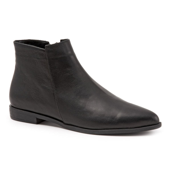 Bueno Women's Brie in Black Leather