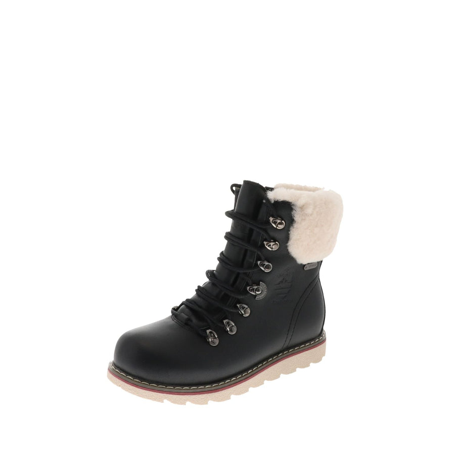 Royal Canadian Women's Cambridge in Black Winter Boots Royal Canadian