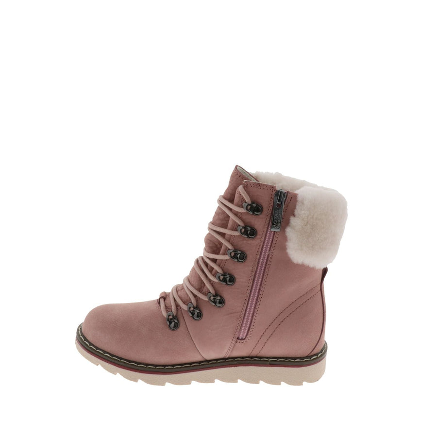 Royal Canadian Women's Cambridge in Pink Winter Boots Royal Canadian