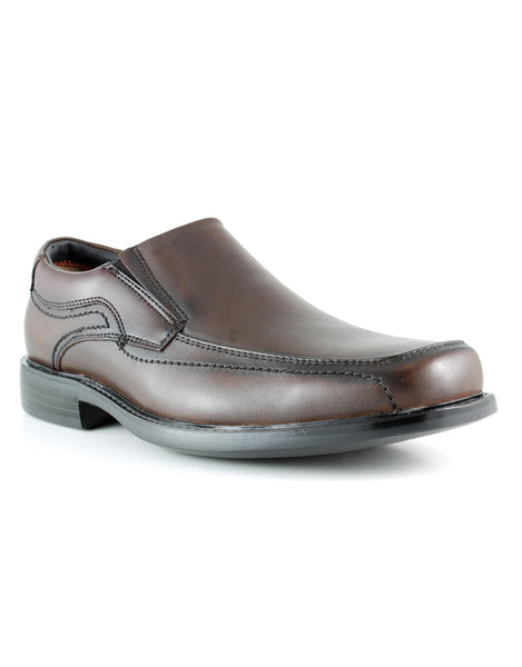Dockers Men's Reliant Dress Shoe in Brown
