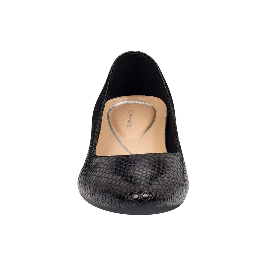 Easy Spirit Womens Caldise Pumps in Black