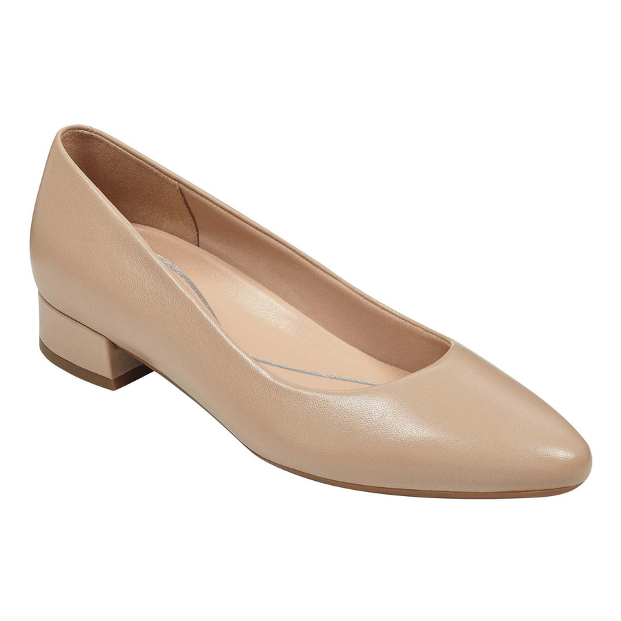 Easy Spirit Women's Caldise Pumps in Latte W Heels Easy Spirit
