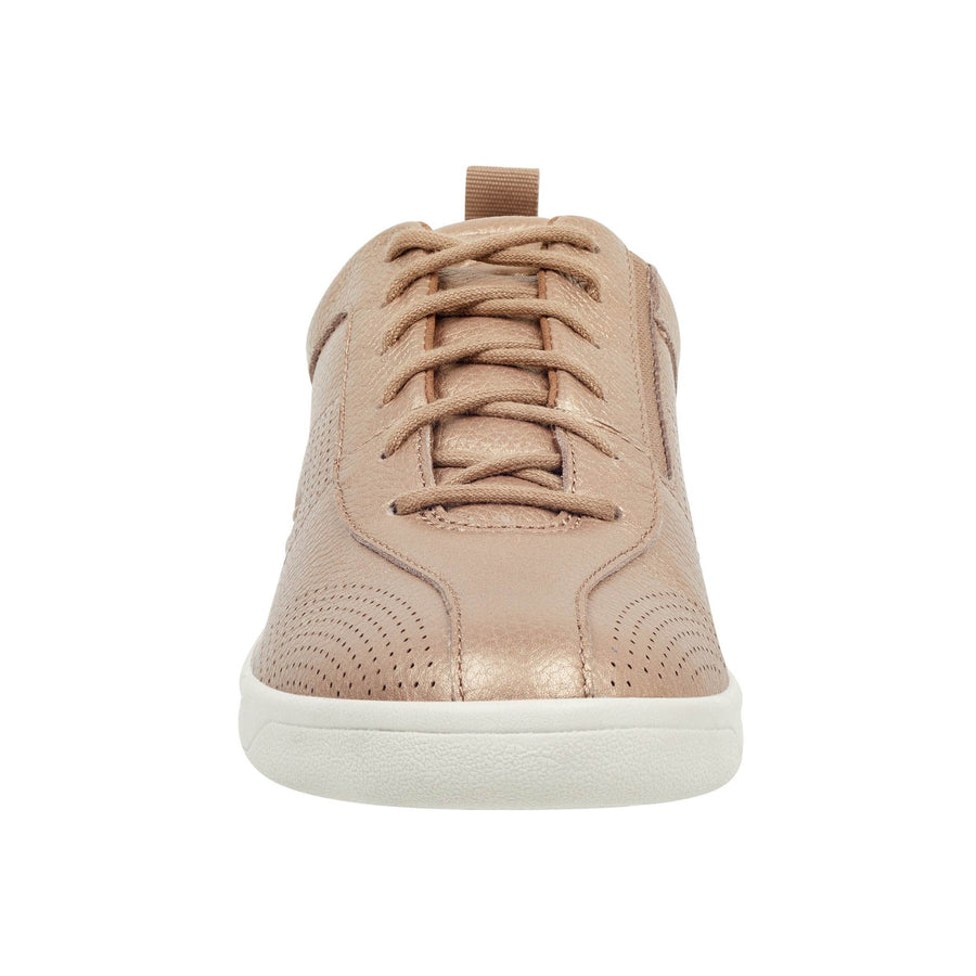 Easy Spirit Women's Freney 8 in Gold Sneakers Easy Spirit