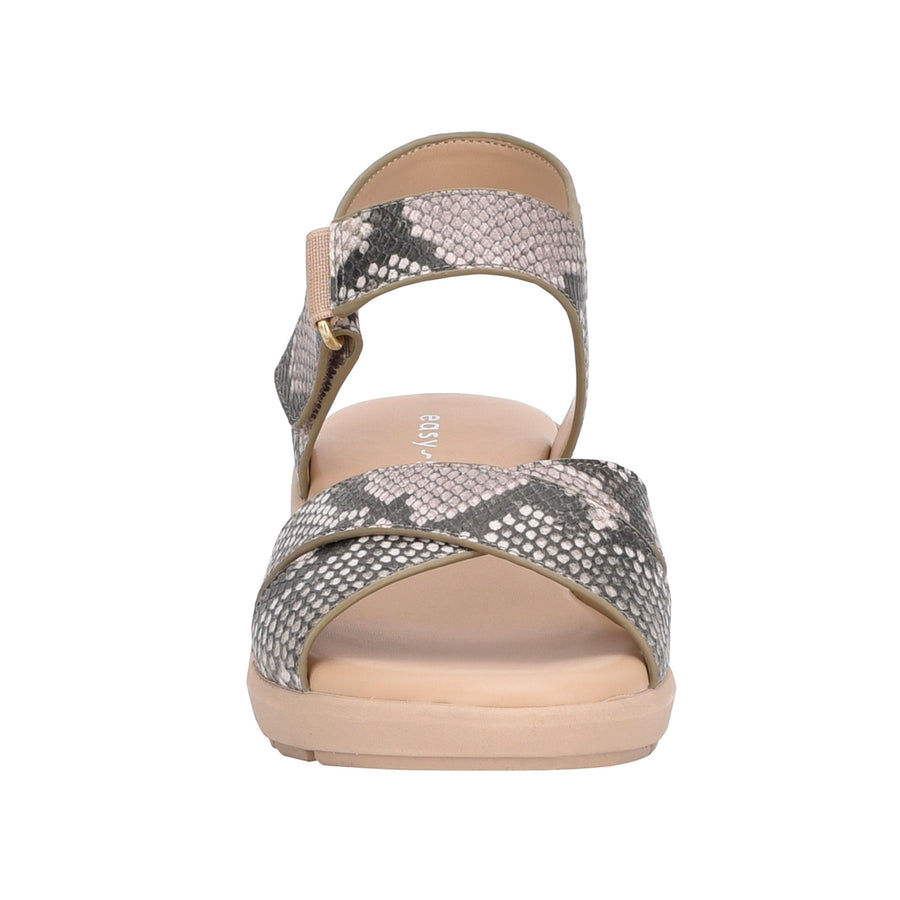 Easy Spirit Women's Pacey 3 in Taupe Sandals Easy Spirit