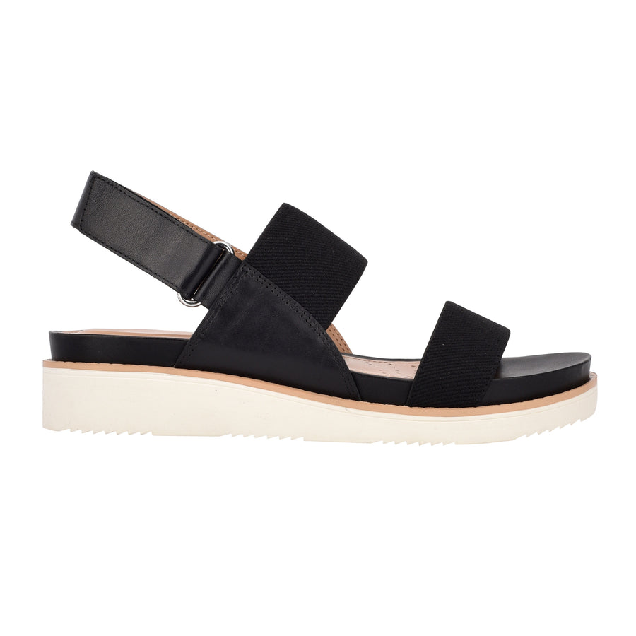 Evolve Women's Wren in Black Sandals EVOLVE 5M