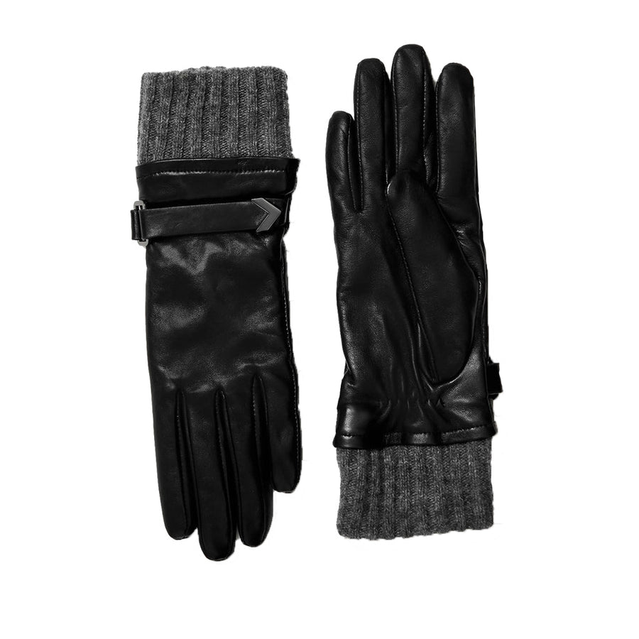Mackage Fia in Black Women's Gloves MACKAGE S