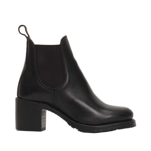 Frye Women's Sabrina Chelsea Boot in Black