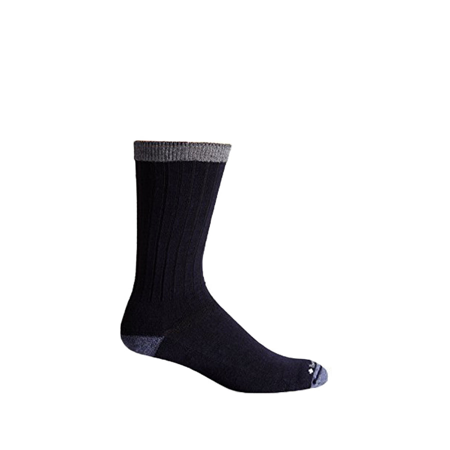 Sockwell Men's Easy Does It Socks in Black Socks Sockwell M/L