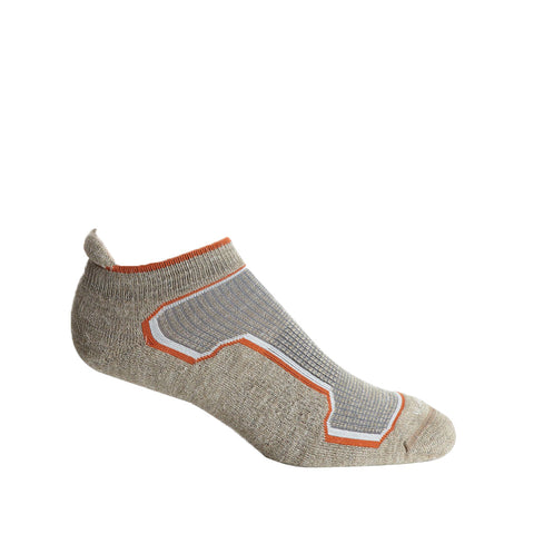 Goodhew Men's Taos Micro Socks in Khaki