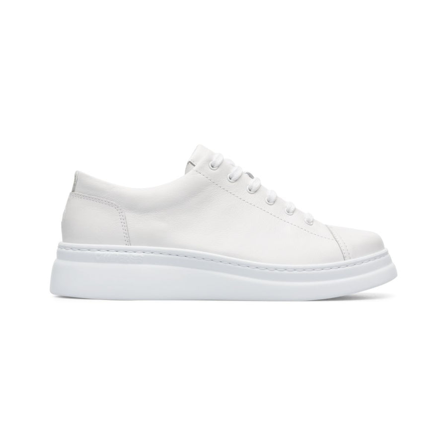 Camper Women's Runner Up in White Natural Sneakers Camper 36