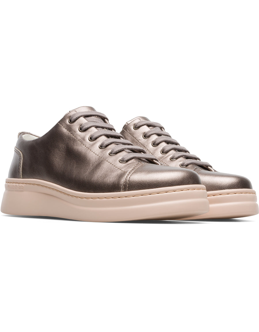 Camper Women's Runner Up in Light Beige Sneaker Camper