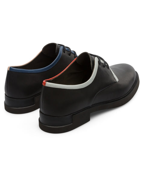Camper Women's Tws in Black Blucher Camper