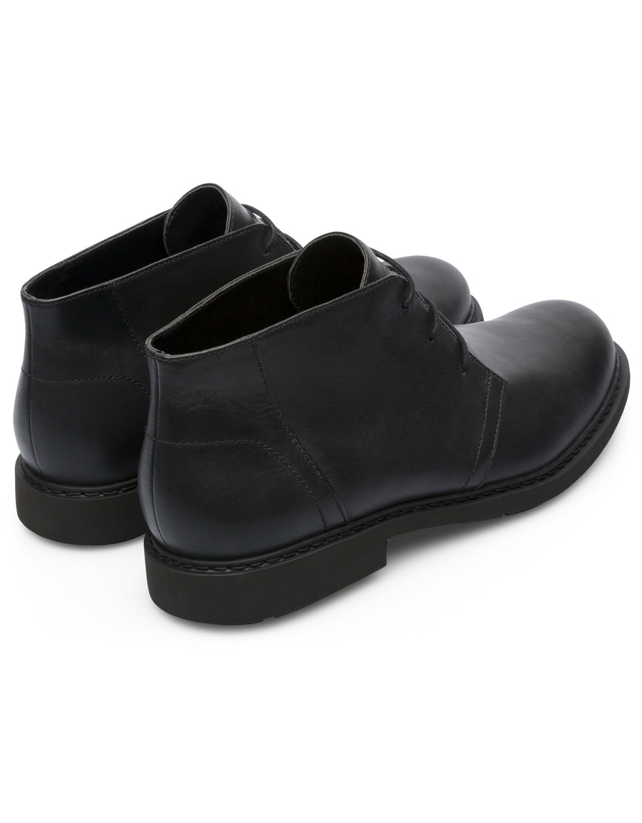 Camper Men's Neuman in Black Desert Boot Camper