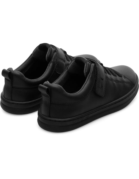 Camper Kids Runner Four in Black Sneaker Camper