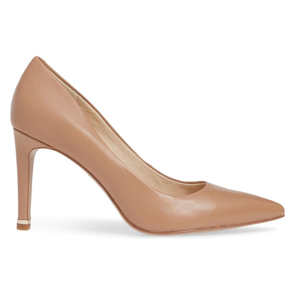 Kenneth Cole Women's Riley 85 Pump Heels in Latte Heels Kenneth Cole 6