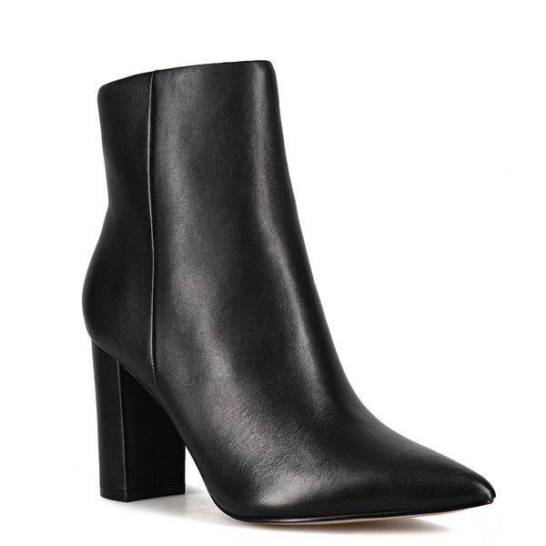 Marc Fisher Women's Ulani in Blk Boots Marc Fisher