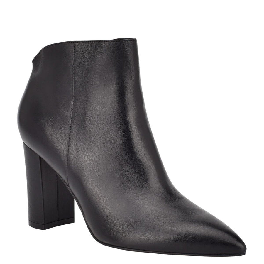 Marc Fisher Women's Unno in Black Boots Marc Fisher Limited