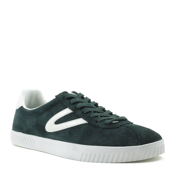 Tretorn Men's Camden 3 Shoe in Dark Green Men's Sneakers Tretorn
