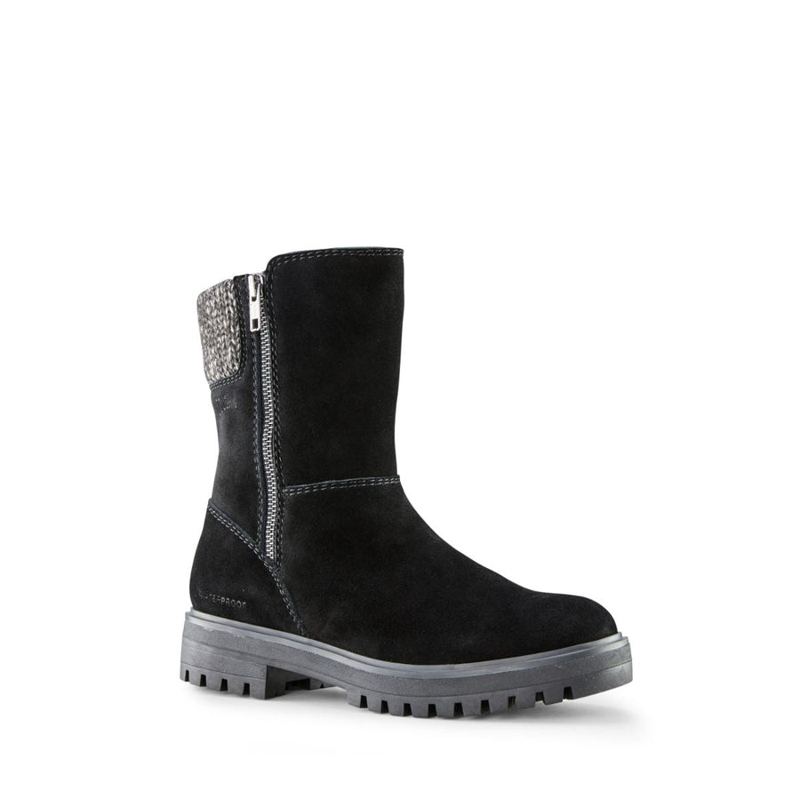 Cougar Women's Neptune-S In Black Winter Boots COUGAR
