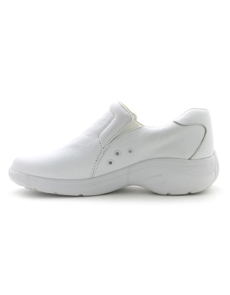 Nurse Mates Women's Dove Shoe in White