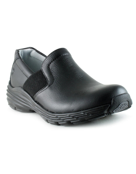 Nurse Mates Women's Harmony Shoe in Black (Wide)