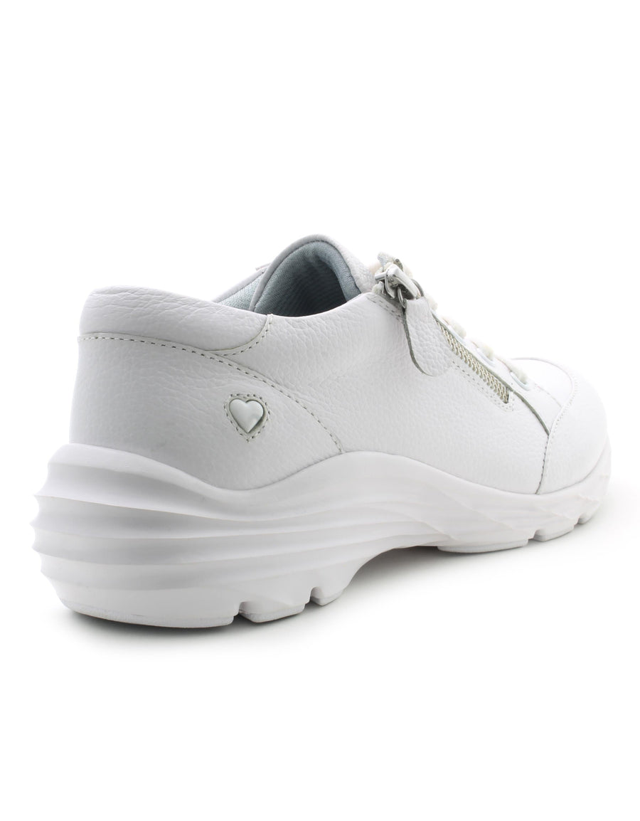 Nurse Mates Women's Vigor Shoe in White