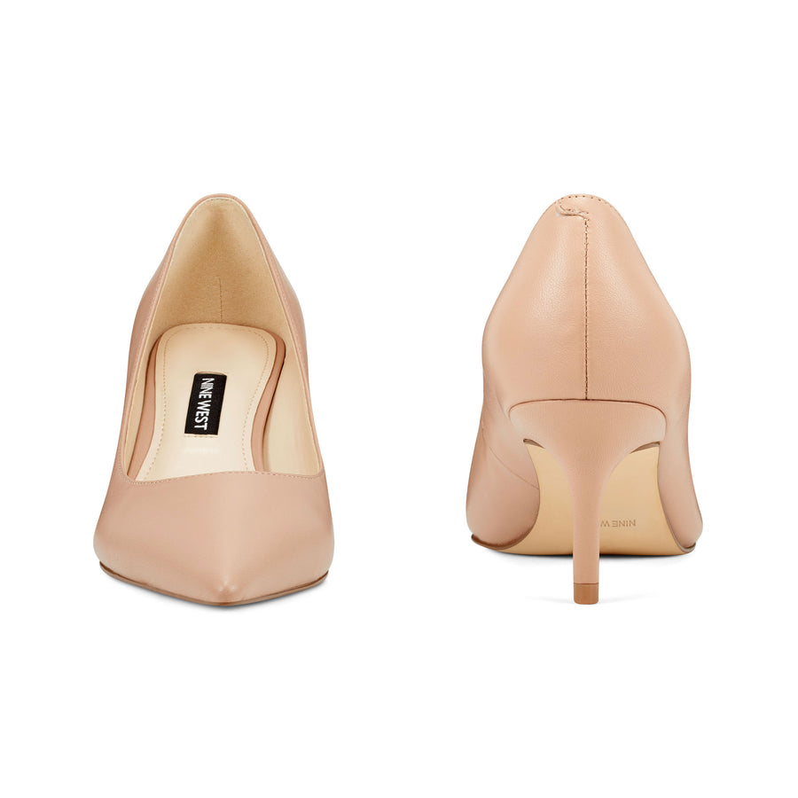 Nine West Women's Arlene Pumps in Blush Heels NINE WEST