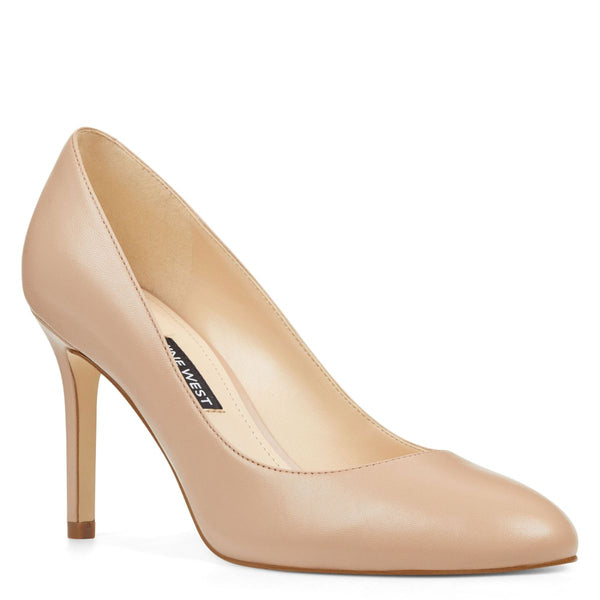 Nine West Women's Dylan Pumps in Nude