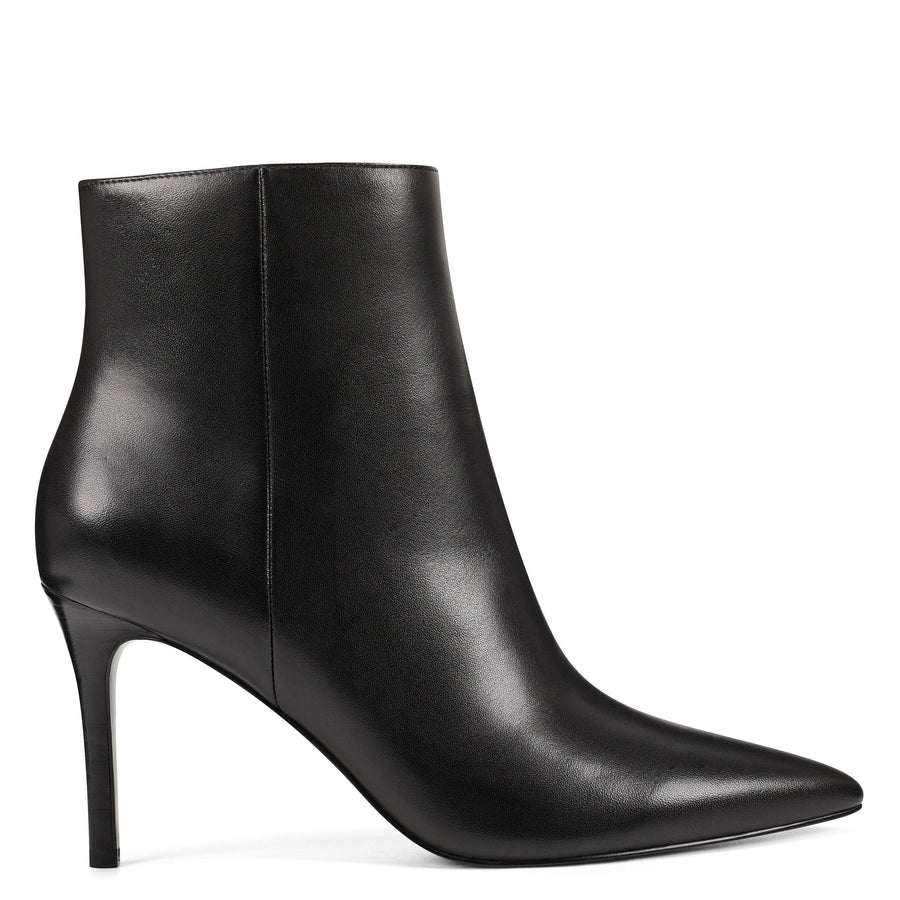 Nine West Women's Fhayla Booties in Blk Boots NINE WEST 10
