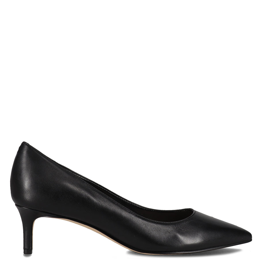 Nine West Women's Fina in Blk Heels NINE WEST 5.5