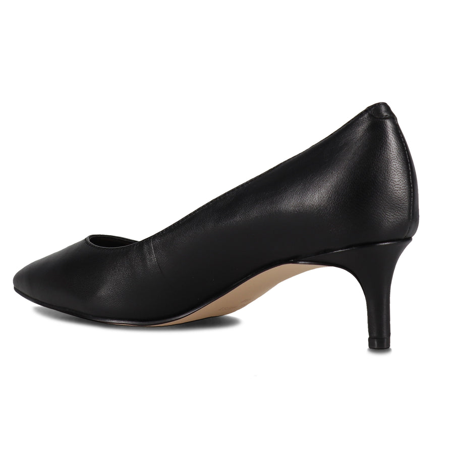Nine West Women's Fina in Blk Heels NINE WEST