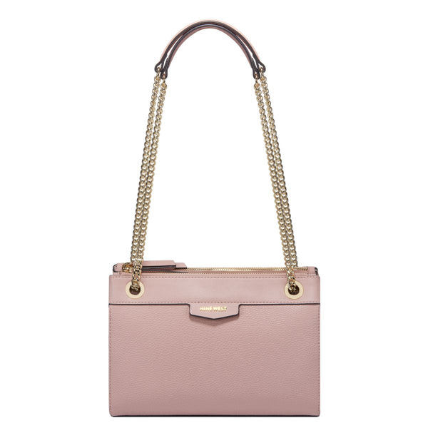 Nine West Handbags Cara A-List Crossbody in Pink Crossbody Bags Nine West Handbags One Size