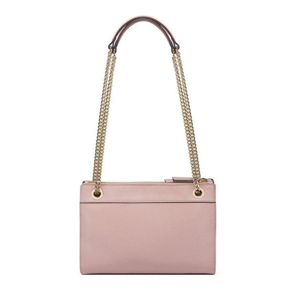 Nine West Handbags Cara A-List Crossbody in Pink Crossbody Bags Nine West Handbags