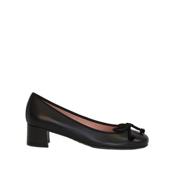 Pretty Ballerinas Women's Joanna In Black Heels PRETTY BALLERINAS 38.5