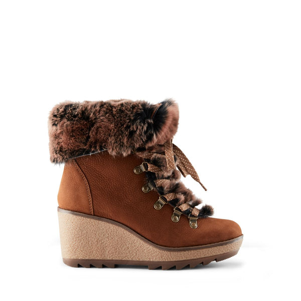 Cougar Women's Penelope in Chestnut Winter Boots COUGAR 6
